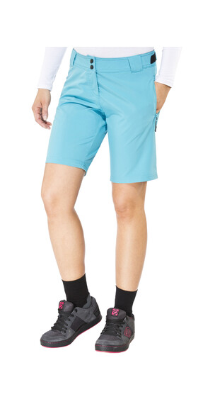 Ziener Cinda Shorts Women X-Function pool blue